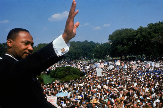 Martin Luther King March on Washington-Fifty Years Later | Politicol News