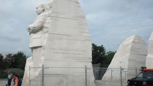 MLK Memorial Likely Won't be Changed for Anniversary of March on Washington | NBC New York