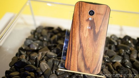 In pictures: Moto X | Android Central