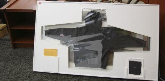 Trayvon Martin's Hoodie: Displayed at the National Museum of African American History and Culture?