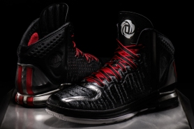 Feast Your Eyes on Derrick Rose's New 'D Rose 4' Signature Shoe from Adidas | Bleacher Report