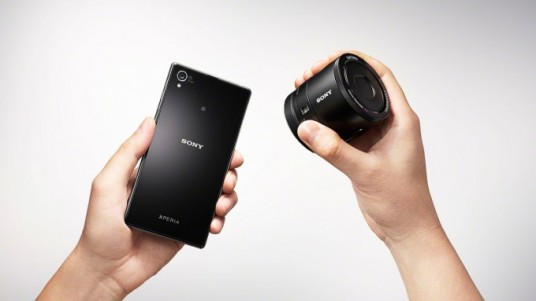 Sony announces Cyber-shot QX100 and QX10 camera accessories for smartphones | Android Central