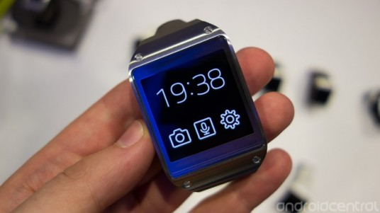 Hands-on with the Samsung Galaxy Gear | Android Central