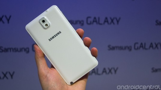 Samsung Galaxy Note 3 hands-on | Android Central