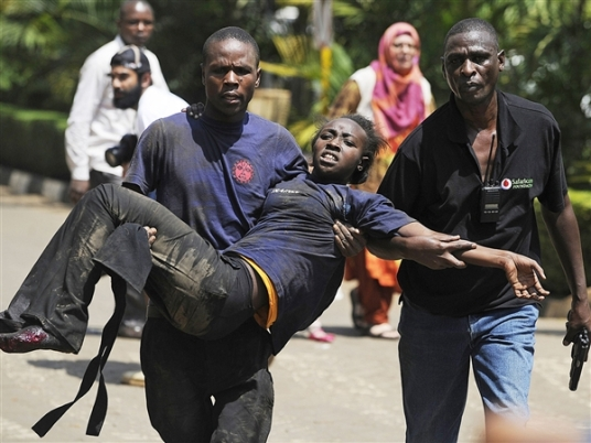 Gunmen attack crowded Kenya shopping mall - World News
