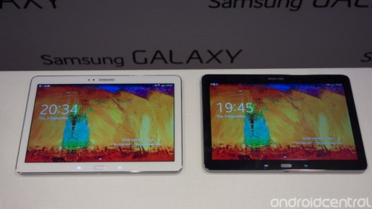 Hands-on: Samsung Galaxy Note 10.1 (2014) | Android Central