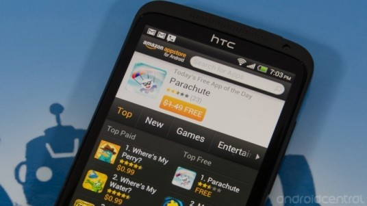 Report: Amazon partnering with HTC to release multiple phones in 2014 | Android Central