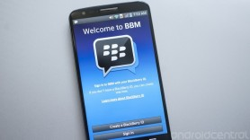 BBM updated to support more devices, doesn't list which ones | Android Central