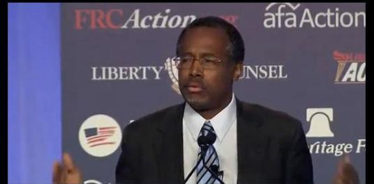 Ben Carson: The GOP's Latest Black Attack Dog