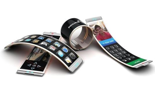 LG To Mass Produce Flexible OLED Panels For Wearables and Smartphones