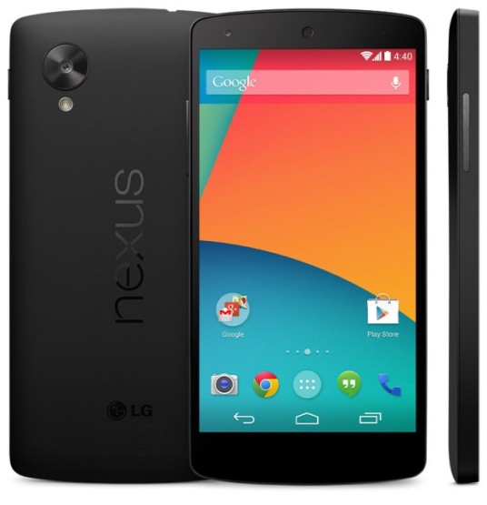 The Nexus 5 is official, Play Store now taking orders | Android Central