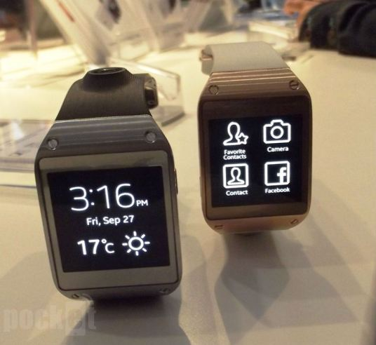 Samsung Galaxy Gear notification system gets a redo via software update